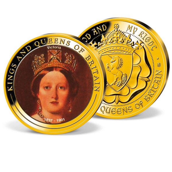 'Queen Victoria' Commemorative Strike UK_1952039_1