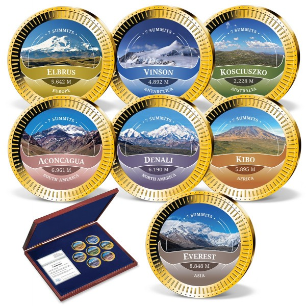 '7 Summits' Complete Set UK_9177410_1