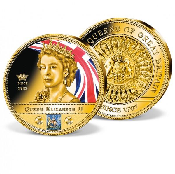 'Elizabeth II - Queen since 1952' Commemorative Strike UK_1954412_1