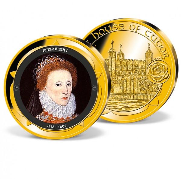 'Queen Elizabeth I Tudor' Commemorative Strike UK_8206069_1