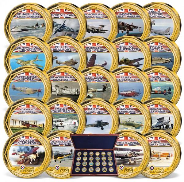 'British Military Aircraft' Complete Set UK_1955530_1