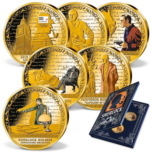 'Sherlock Holmes' Complete Set UK_1954110_1