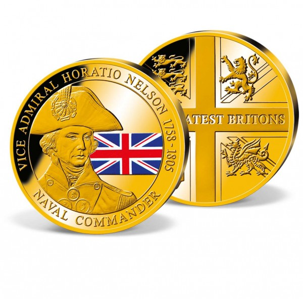 'Horatio Nelson' Commemorative Strike UK_1952078_1