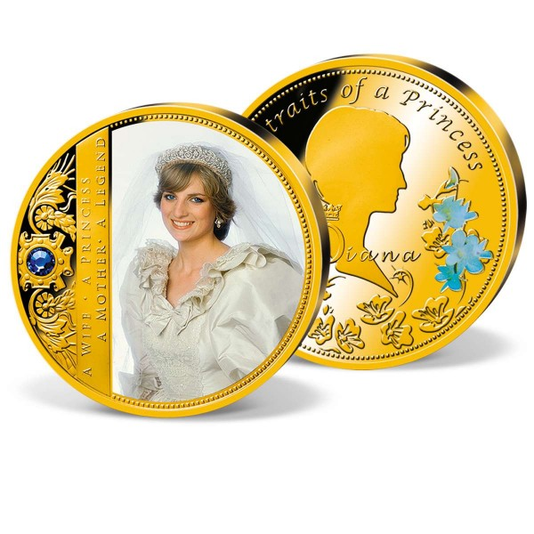 The 'Princess Diana' Supersize Commemorative Strike UK_1950662_1