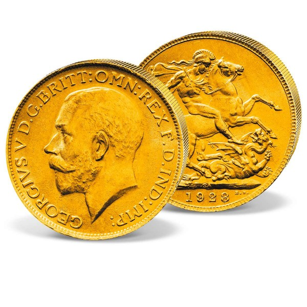 George V. Sovereign 1911-1925 UK_2460054_1