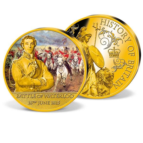 'Battle of Waterloo' Commemorative Strike UK_9444801_1