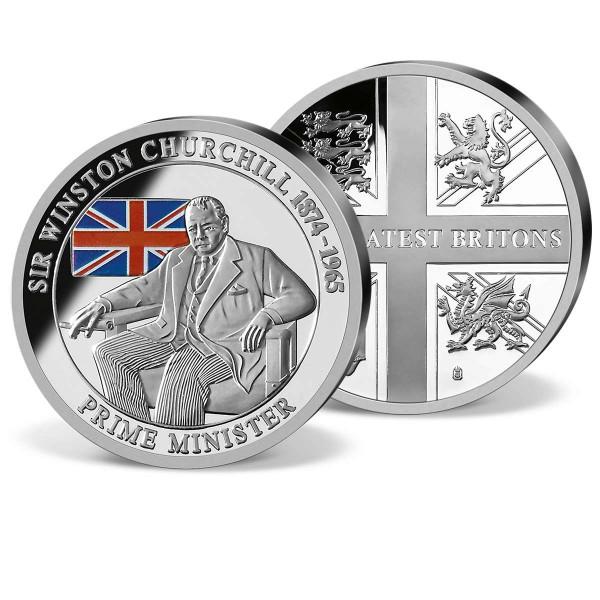'Winston Churchill' Commemorative Strike UK_1952019_1