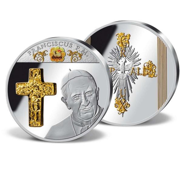 'Pope Francis' Supersize Commemorative Strike UK_1960901_1