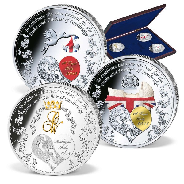 'The Royal Baby' Coin Set UK_1683105_1