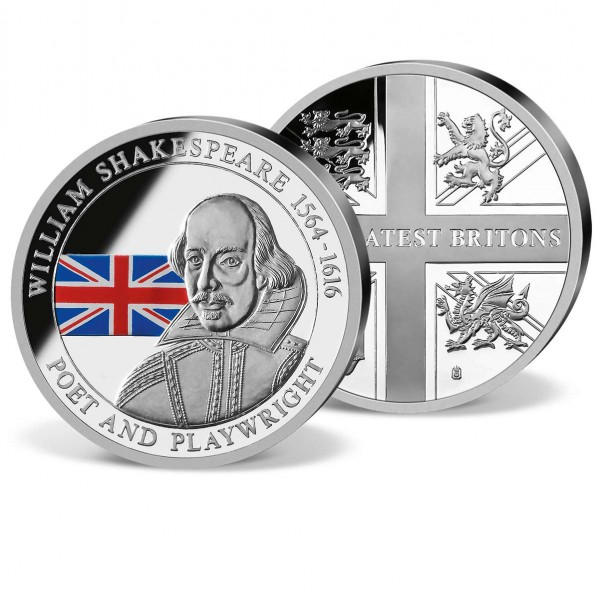"'William Shakespeare""' Commemorative Strike UK_1952007_1"