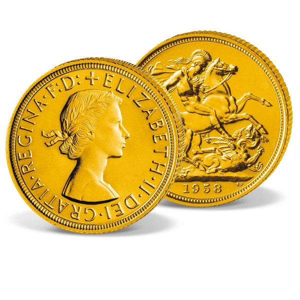 1957-1968 Sovereign  Elizabeth II UK_2460048_1