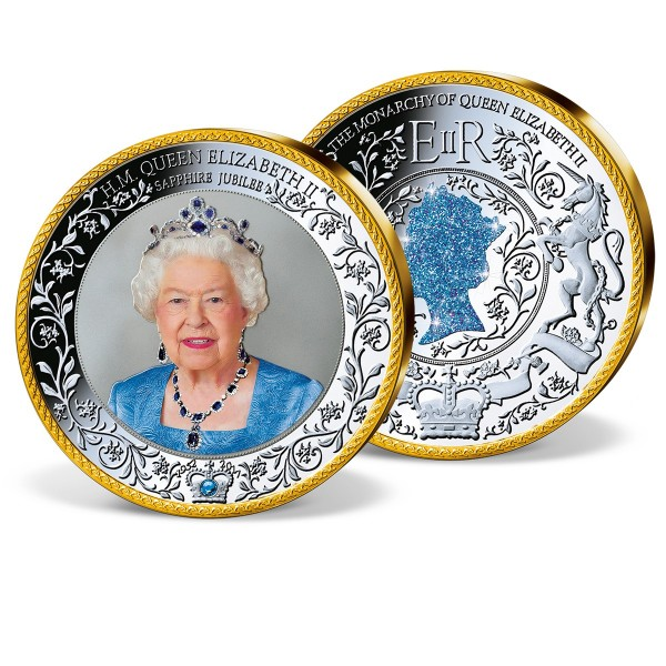 'Sapphire Jubilee' Supersize Commemorative Strike UK_1950955_1