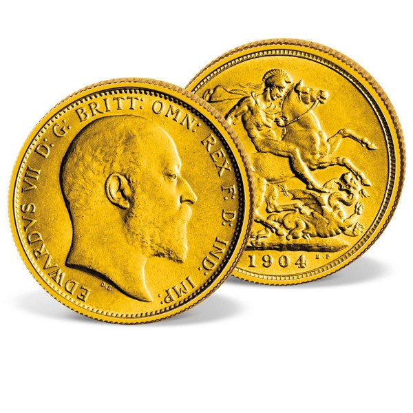 Edward VII Gold Sovereign UK_2460038_1