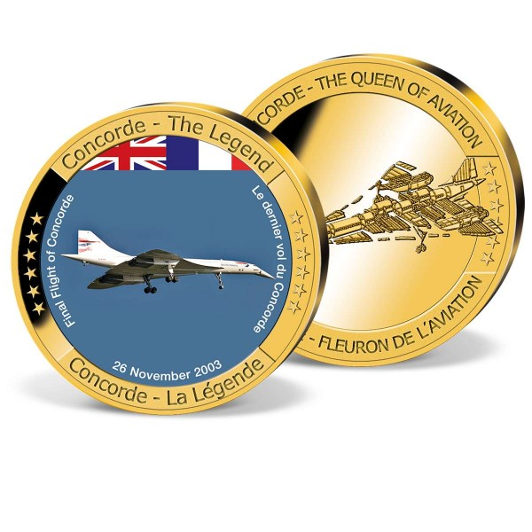Final Flight of Concorde Colour Commemorative Strike UK_1952300_1