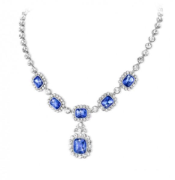 'Royal Sapphire' Necklace UK_3008750_1