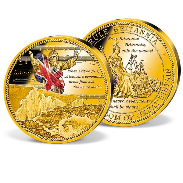 'Rule Britannia' Commemorative Strike UK_9173241_1