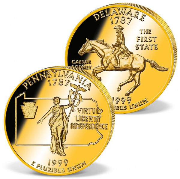 Gold-plated State Quarters UK_2541580_1