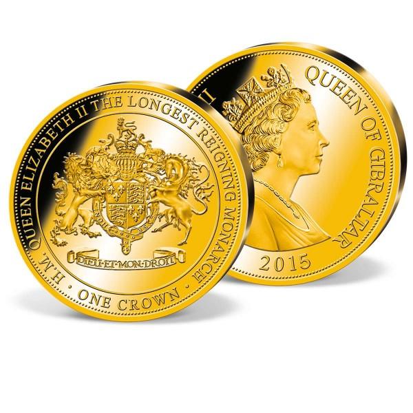 Official 1 Crown Coin 'Queen Elizabeth II' UK_1683301_1