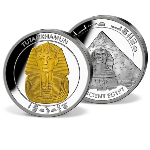 'Tutankhamun' Commemorative Strike UK_8300352_1