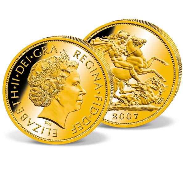Elizabeth II. Half Sovereign UK_2460410_1