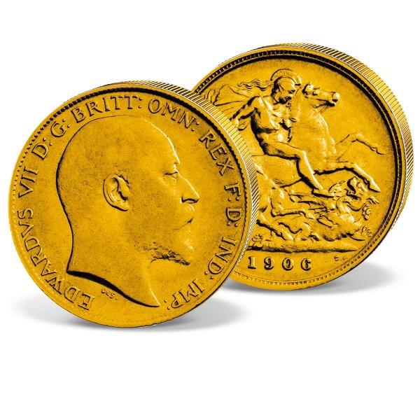 'Edward VII' Gold Sovereign UK_2460400_1
