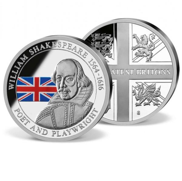 "'William Shakespeare""' Commemorative Strike UK_1952007_1"