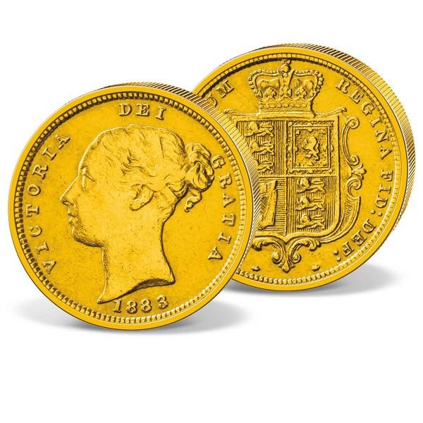 'Victoria' 1/2 Sovereign 1838-85 UK_2460075_1