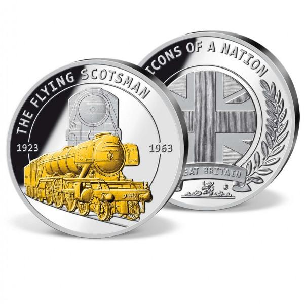The Flying Scotsman Commemorative Strike UK_8328232_1