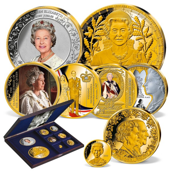 The 'Queen Elizabeth II' Complete Set UK_9440144_1