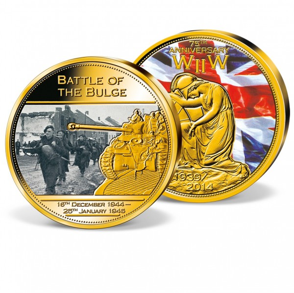 'Battle of the Bulge' Commemorative Strike UK_9444613_1